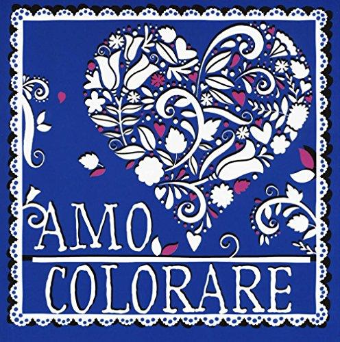 AMO COLORARE: AA.VV.