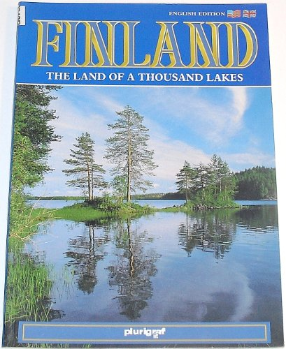 9788872800508: Finland: The Land of a Thousand Lakes