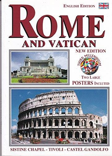 9788872805251: Rome and Vatican