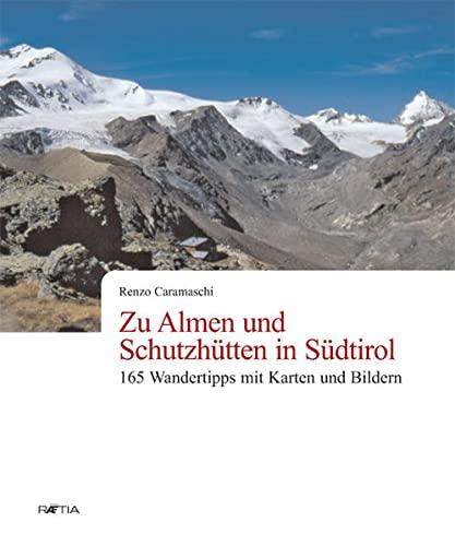 9788872833278: Zu almen und schutzhütten in Südtirol