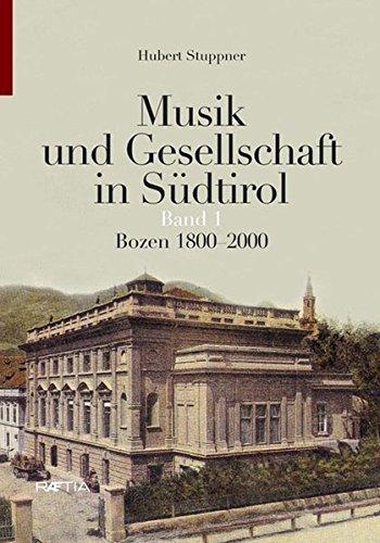 9788872833377: Musik und gesellschaft in Südtirol