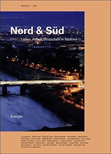 9788872834626: Nord & S�d 2: Energie