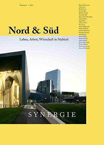 9788872835067: Nord & Süd: Leben, Arbeit, Wirtschaft in Südtirol: Synergie
