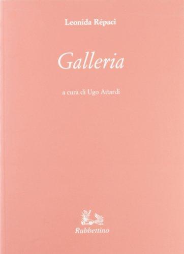 Galleria: Leonida Rèpaci