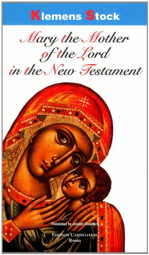 9788872880906: Mary the Mother of the Lord in the New Testament (Carmel in the World)