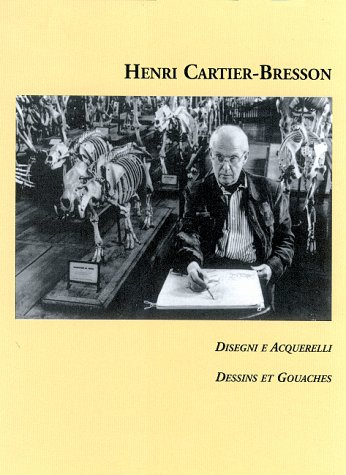Disegni e acquerelli (8872922399) by Henri Cartier-Bresson