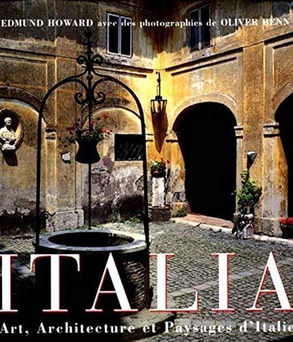 9788873011590: Italia. Art, architecture et paysages d'Italie