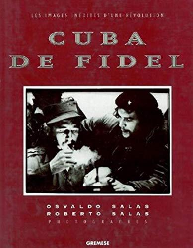 9788873014164: Le cuba de fidel. une revolution en image