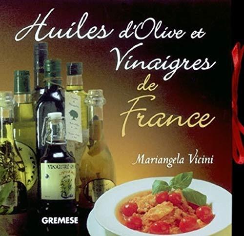 9788873015543: Huiles d'olive et vinaigres de France