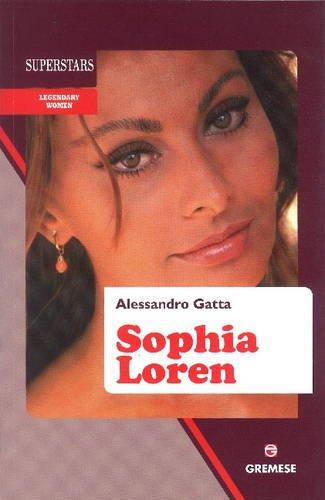 Sophia Loren (Superstars - Legendary Women): Gatta, Alessandro