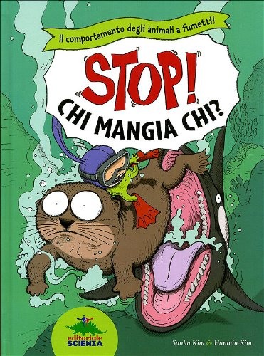 9788873075370: STOP! CHI MANGIA CHI?