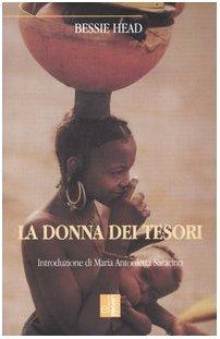 9788873130314: La donna dei tesori. Racconti da un villaggio del Botswana