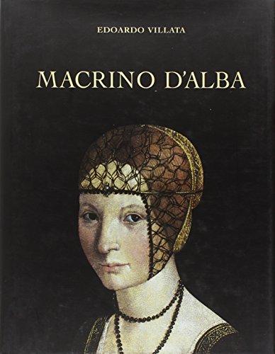9788873200277: Macrino d'Alba.