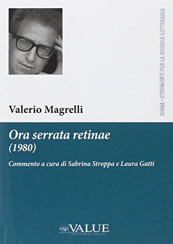 9788873255321: Ora serrata retinae (1980)