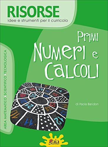 9788873341147: Primi numeri e calcoli