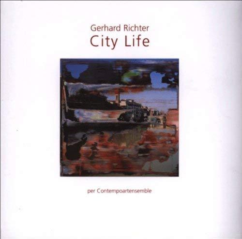 9788873360155: Gerhard Richter: City Life