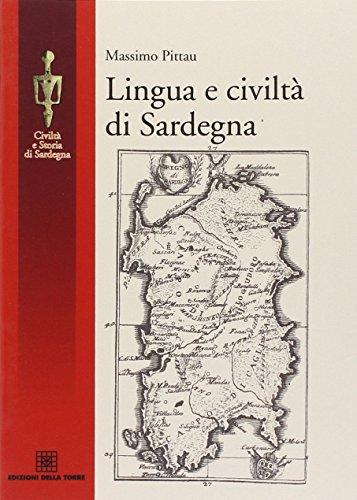 9788873433903: Lingua e civiltà di Sardegna