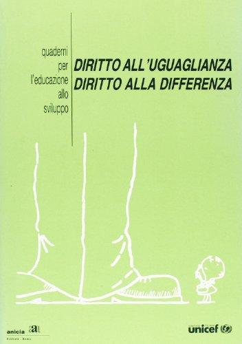 Diritto all'uguaglianza. Diritto alla differenza (8873461700) by Unicef