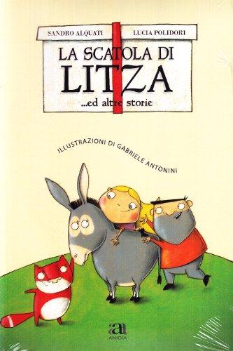 9788873463399: La scatola di Litza... ed altre storie. Con CD Audio