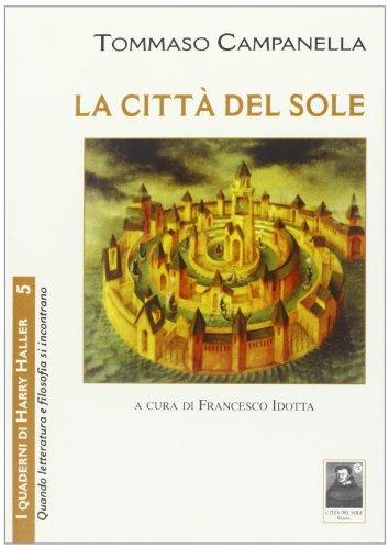 9788873516217: La città del sole (I quaderni di Harry Haller)