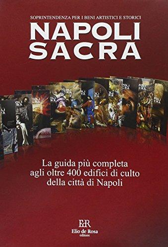 9788873690986: Napoli sacra. Guida alle chiese della città