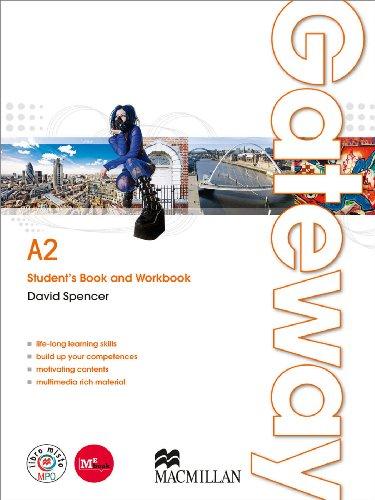 9788873863984: Gateway. A2. Student's book-Workbook. Per le Scuole superiori. Con DVD. Con espansione online: 1