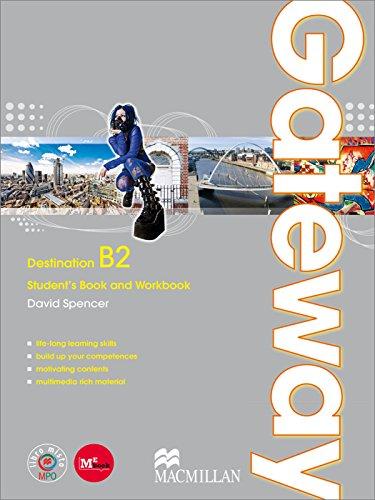 9788873864004: Gateway. B2. Student's book-Workbook. Per le Scuole superiori. Con DVD. Con espansione online: 1