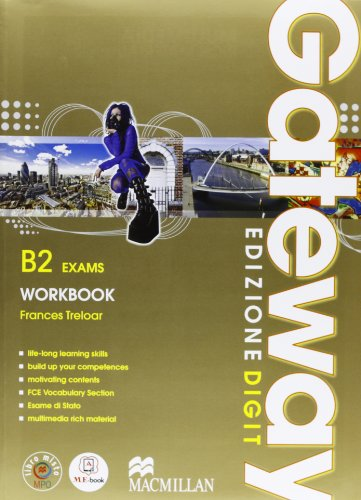 Gateway B2 Exams Student's book + Workbook + Mebook + Contenuti digitali