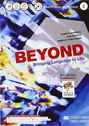9788873866978: Beyond. Vol. B1. Buil up to beyond. Per le Scuole superiori. Con CD Audio formato MP3. Con e-book. Con espansione online