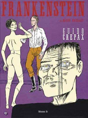 Frankenstein N 20 (Le Onde) - Guido Crepax