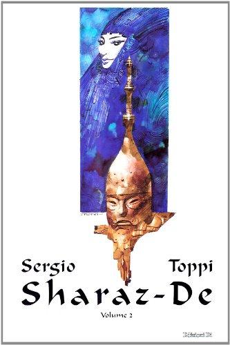 Sharaz-de vol. 2: Sergio Toppi