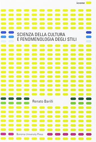 9788873952343: Scienza della cultura e fenomenologia degli stili