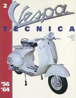 9788873990338: Vespa Tecnica. Ediz. tedesca vol. 2 - 1956-1964