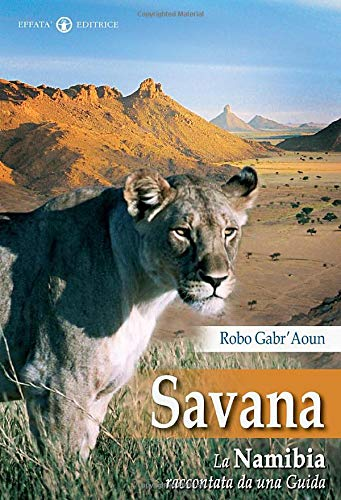 9788874024124: Savana (Italian Edition)