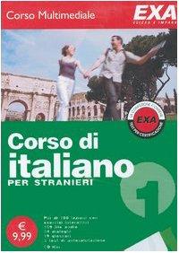 9788874032693: Corso di italiano per stranieri. CD-ROM