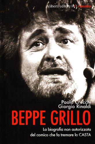 9788874242993: Beppe Grillo