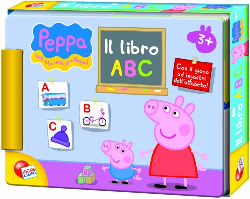 Peppa Pig. Il libro dell'ABC: aa vv