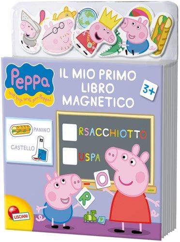 9788874305735: Leggi e impara con Peppa Pig. Il mio primo libro magnetico. Con magneti
