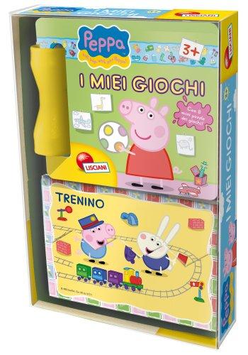 9788874306107: Peppa Pig. I miei giochi. Con mini puzzle