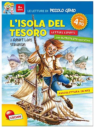 L'isola del tesoro. Le letture di piccolo