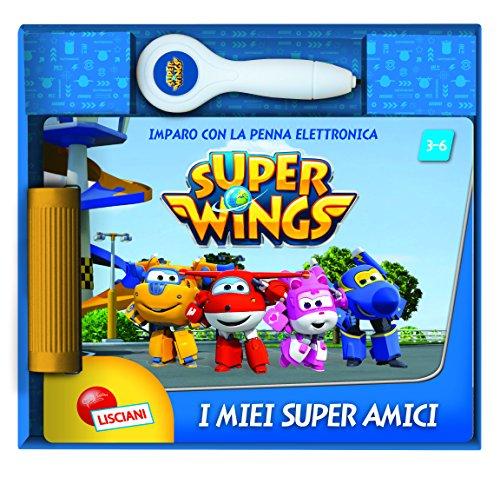 9788874309085: I miei super amici. Super Wings. Ediz. illustrata. Con gadget