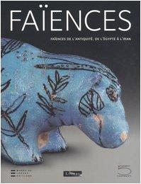 9788874392384: Faïences de l'Antiquité. De l'Egypte à l'Iran