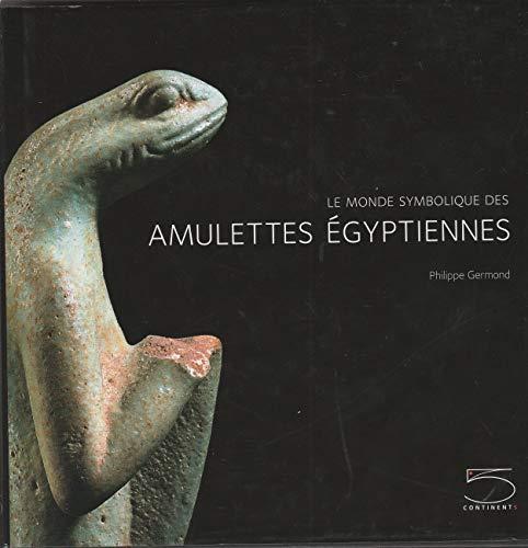 9788874392452: Monde Symbolique des Amulettes Egyptienn