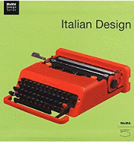 9788874394906: Italian Design