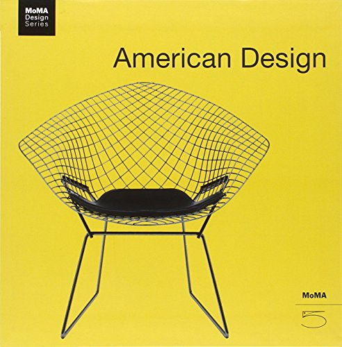 9788874394913: American Design (Moma Design Series)