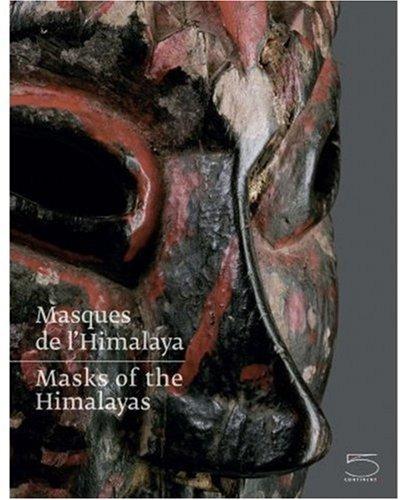 9788874395194: Masks of the Himalayas