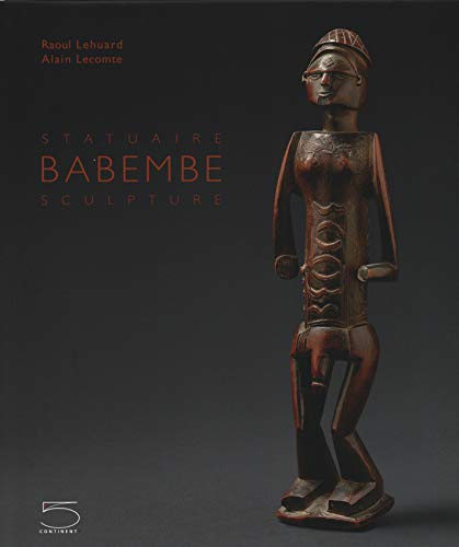 Statuaire Babembe. Sculpture