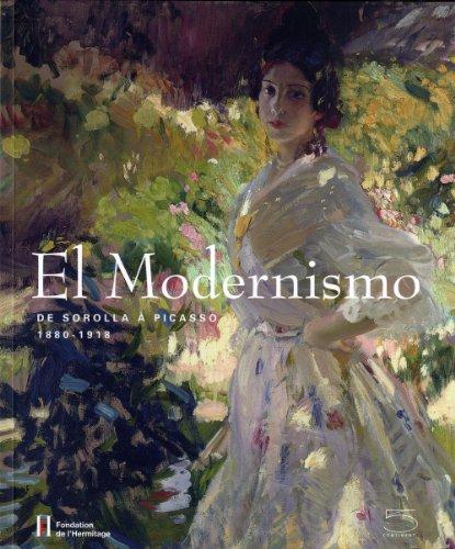 9788874395743: El Modernismo.Peinture Espagnol