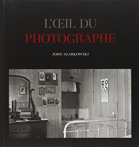 9788874396016: L'oeil du photographe : The museum of modern art, New-York