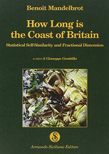 9788874424474: How long is the coast of Britain?